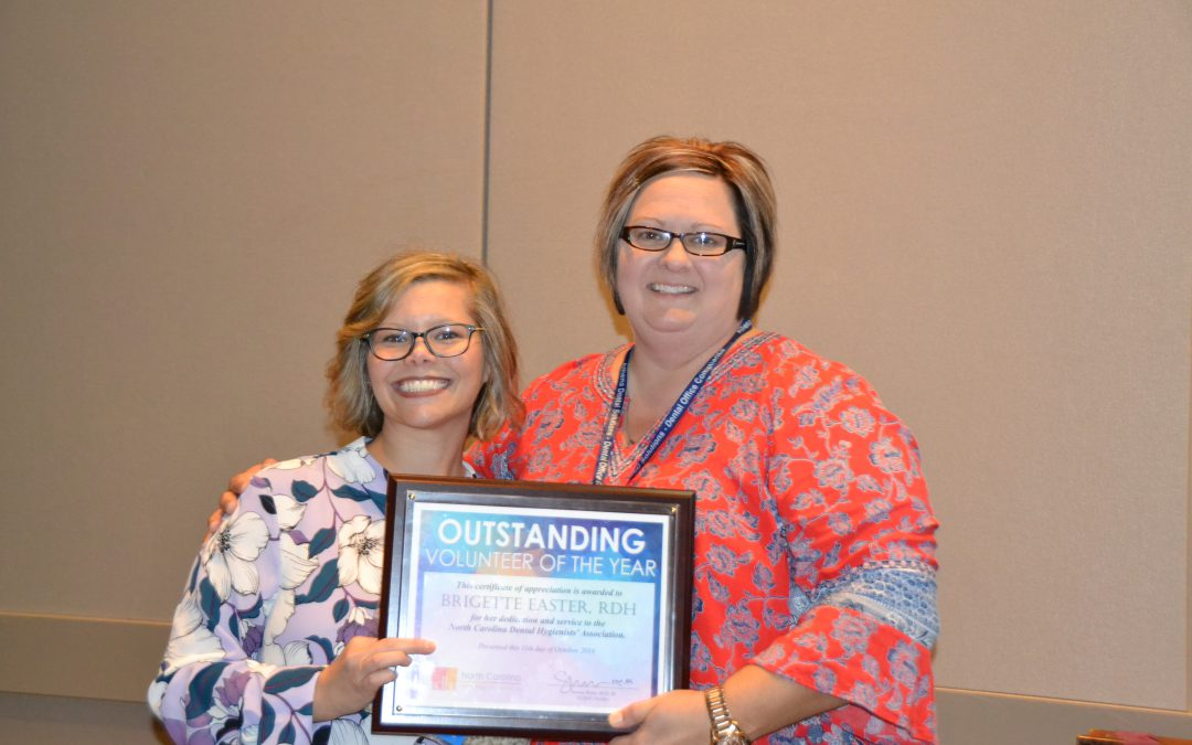 Outstanding Volunteer of the Year Award