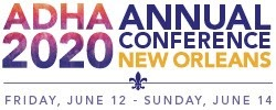 Attend ADHA's Annual Session, June 12-14, 2020 in New Orleans